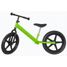 Bicicleta fara pedale Midi pentru copii intre 4-8 ani, verde