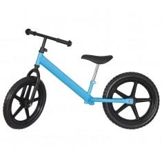Bicicleta fara pedale Midi pentru copii intre 4-8 ani, albastru
