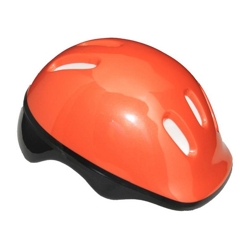 Casca de protectie pentru copii, portocaliu