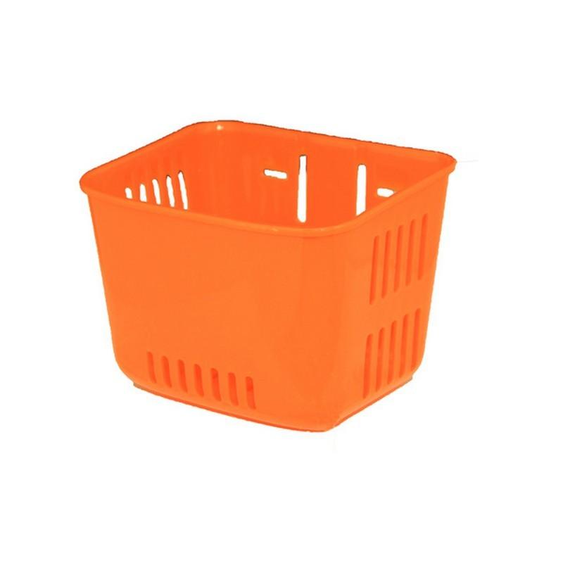 Cos pentru bicicleta de copii portocaliu