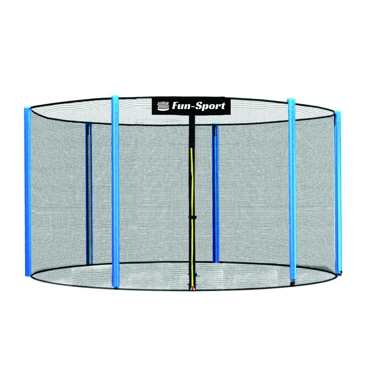 Plasă de siguranță exterioară pentru tranbulină Fun Sport 312cm