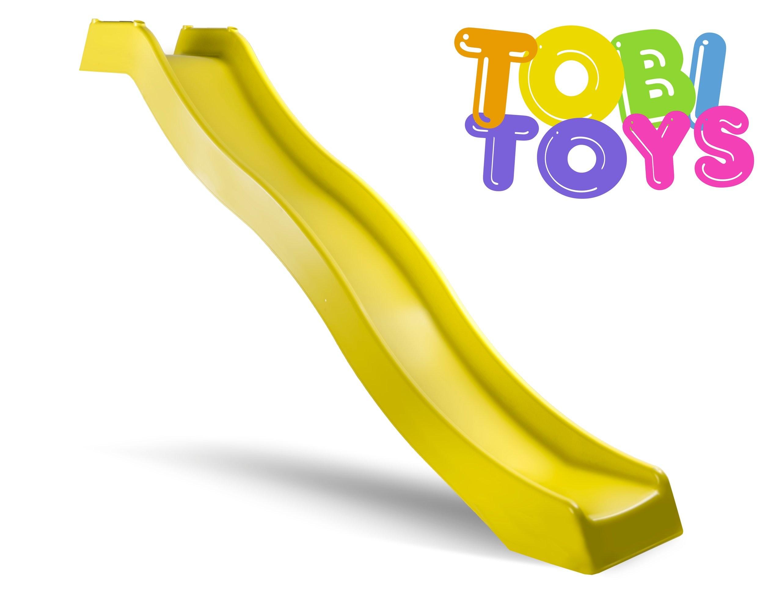 Tobogan Tobi Toys 3 m Galben