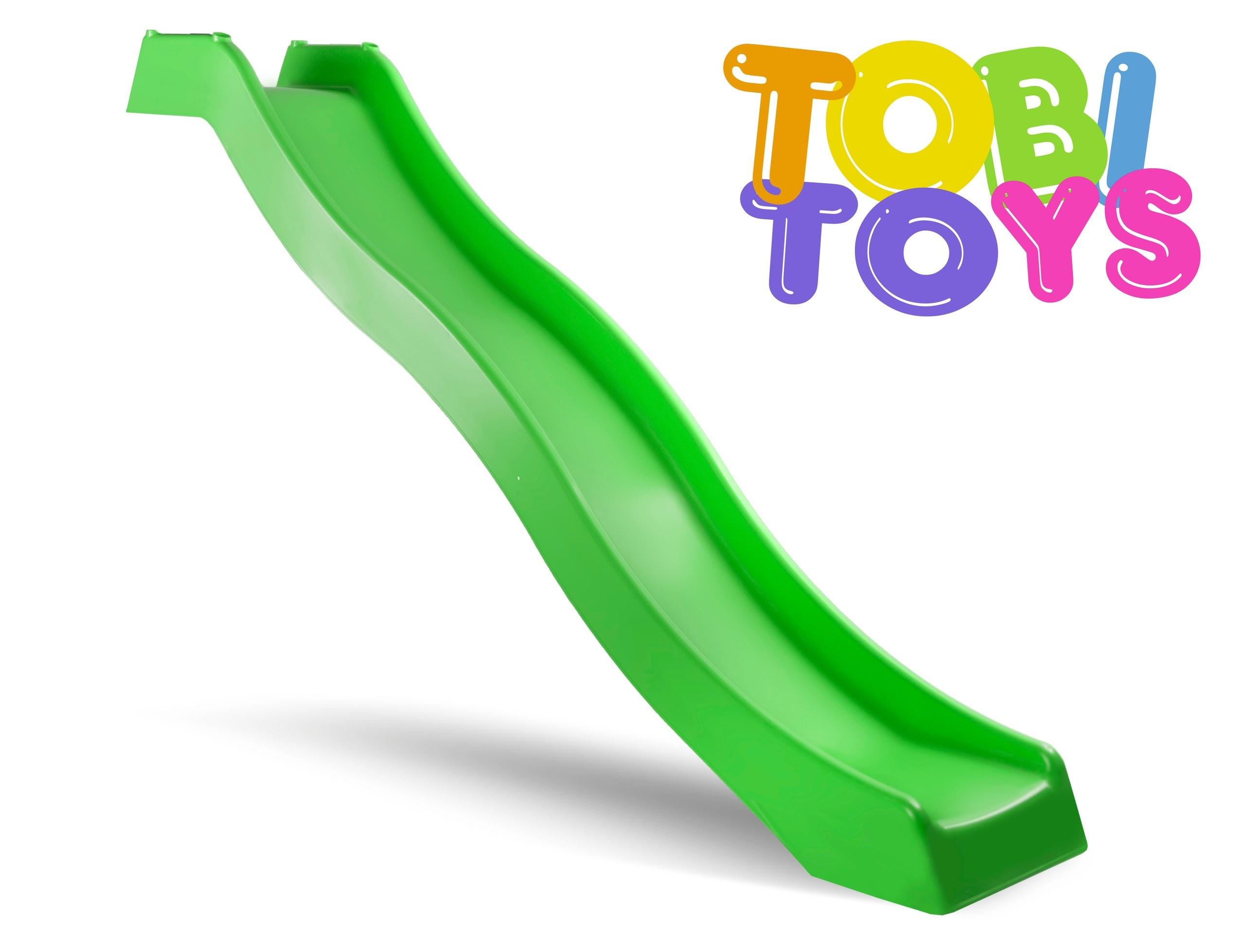 Tobogan Tobi Toys 3 m Verde