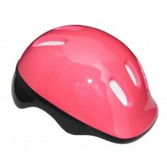 Casca de protectie pentru copii, roz