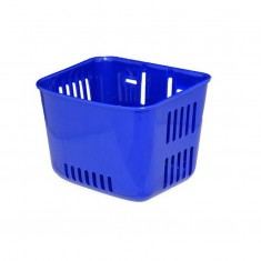Cos pentru bicicleta de copii albastru inchis