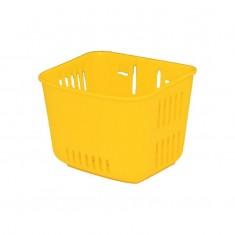 Cos pentru bicicleta de copii galben
