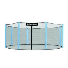 Plasa de siguranta exterioara pentru trambulina Fun-Sport 374cm