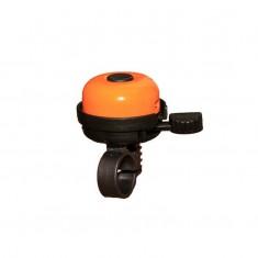 Sonerie portocaliu pentru bicicleta de copii