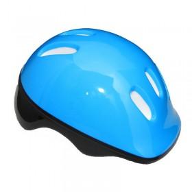 Casca de protectie pentru copii, albastru