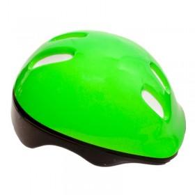 Casca de protectie pentru copii, verde