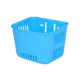 Cos pentru bicicleta de copii, albastru deschis