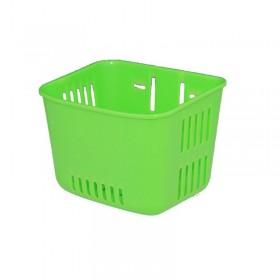 Cos pentru bicicleta de copii verde