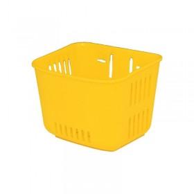 Cos pentru bicicleta de copii, galben