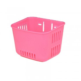 Cos pentru bicicleta de copii, roz
