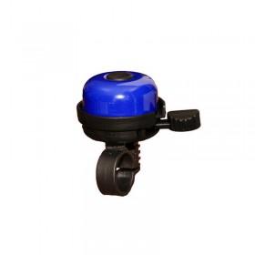 Sonerie albastru-inchis pentru bicicleta de copii